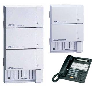 Panasonic KX-TD816 & 1232 Business Telephone System