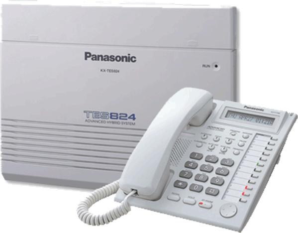 Panasonic KX-TES824E Business Telephone System